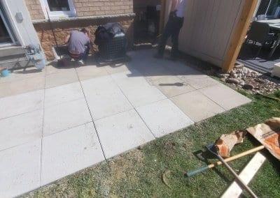 Patio Stone Restoration
